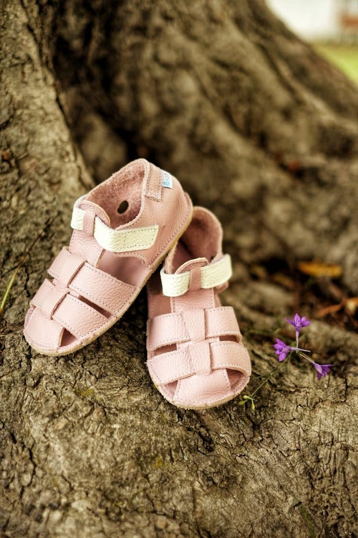 Baby Bare Shoes - Sandals Summer New - Candy 2