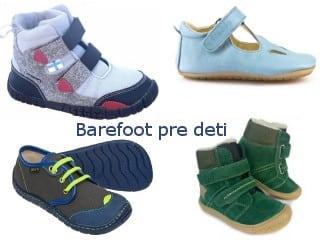 Bosáčik - barefoot obuv pre deti 5de8cb8626