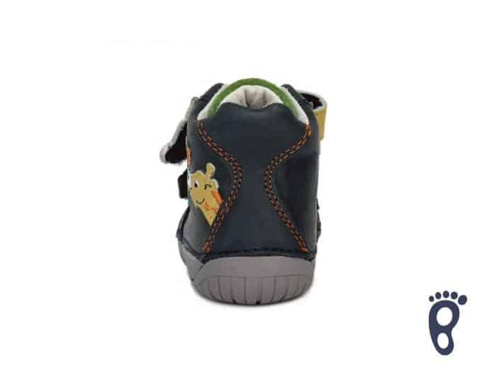 D.D.Step - Prechodné topánky - Royal Blue - Žirafa 3