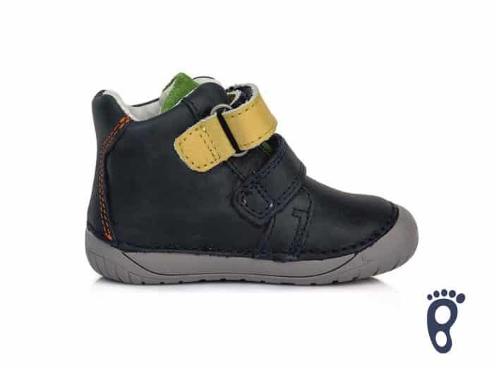 D.D.Step - Prechodné topánky - Royal Blue - Žirafa 5