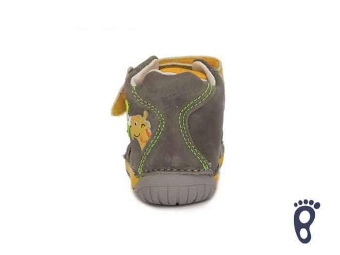 D.D.Step - Prechodné topánky - Dark Grey - Žirafa 3