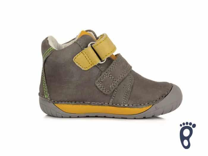 D.D.Step - Prechodné topánky - Dark Grey - Žirafa 4