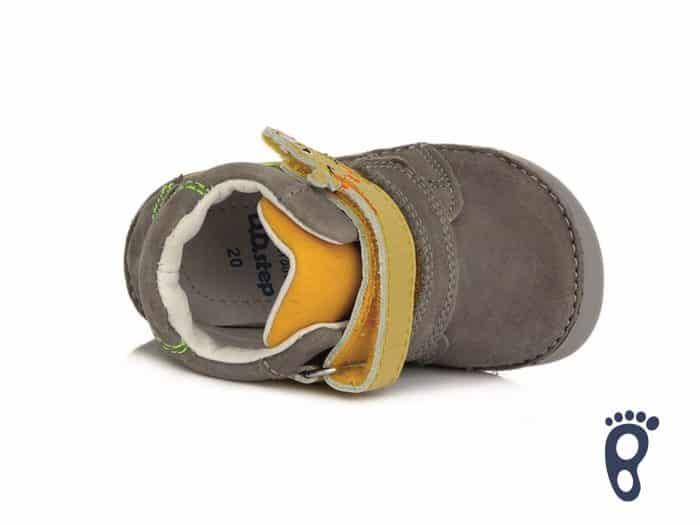 D.D.Step - Prechodné topánky - Dark Grey - Žirafa 5