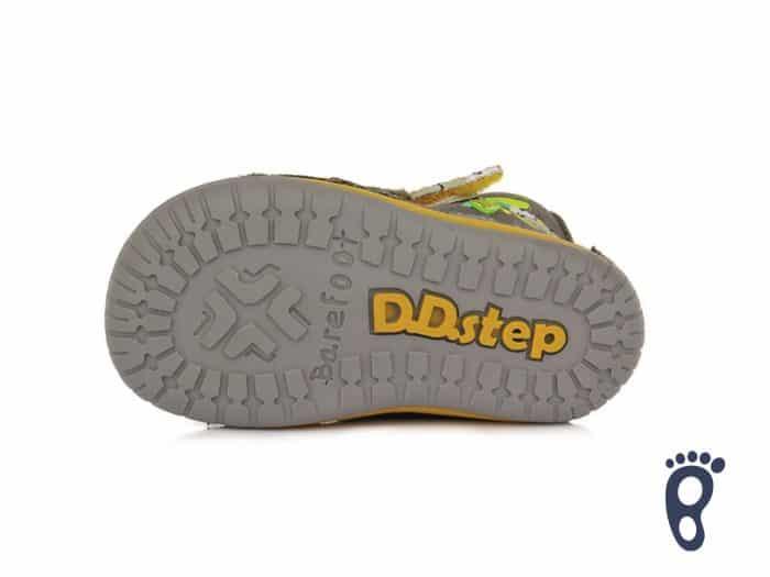 D.D.Step - Prechodné topánky - Dark Grey - Žirafa 6