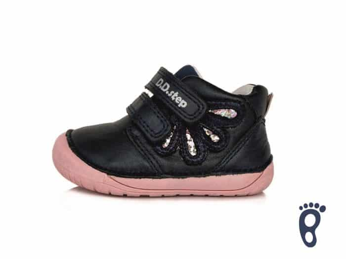 D.D.Step - Prechodné topánky - Royal Blue - Slzičky 1
