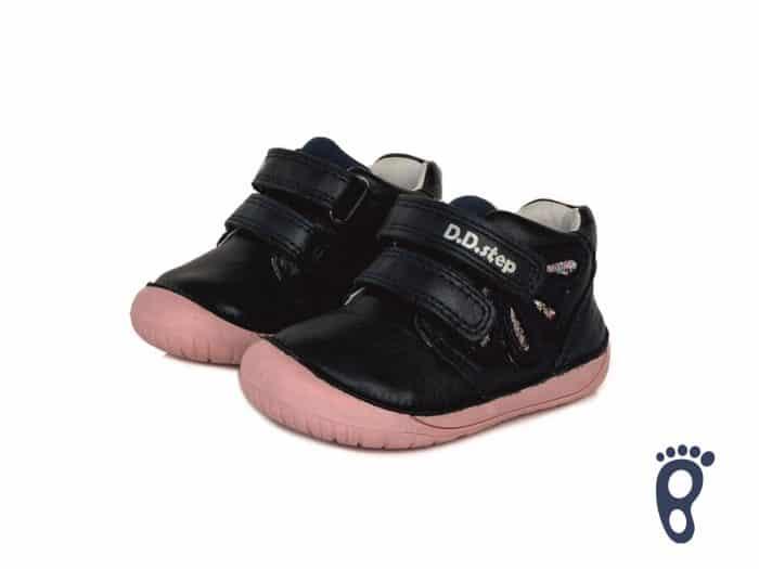 D.D.Step - Prechodné topánky - Royal Blue - Slzičky 2