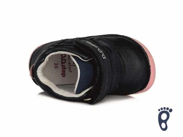 D.D.Step - Prechodné topánky - Royal Blue - Slzičky 5