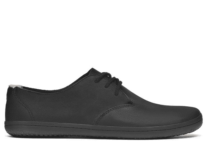 Vivobarefoot RA II M Leather Black Hide