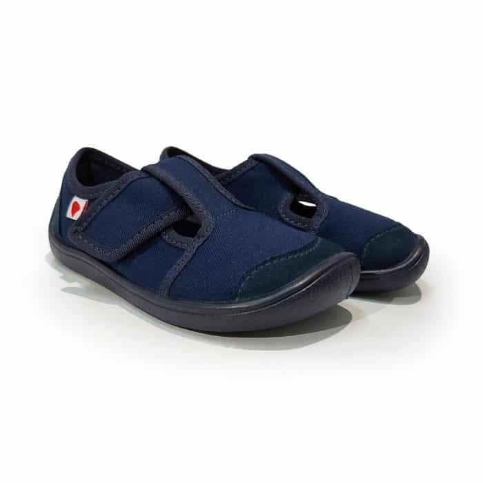 Anatomic - Chlapčenské papučky/tenisky - Modré - BF06 1