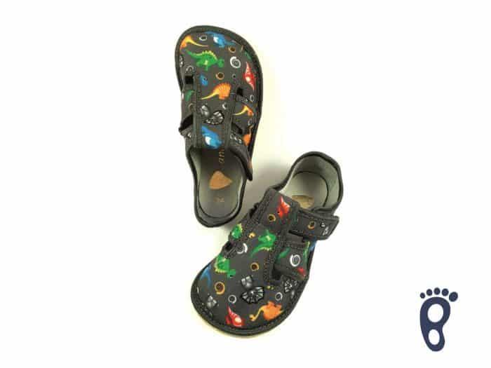 Anatomic - Chlapčenské papučky - Dino 1