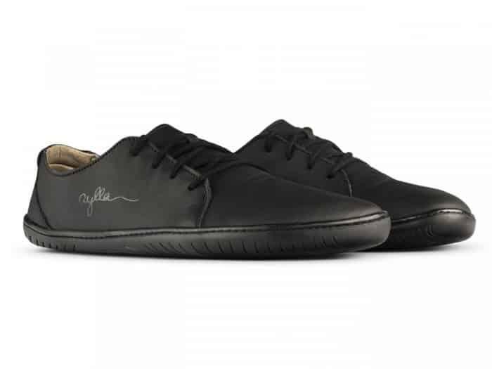 Barefoot topánky Aylla - Inca Black - Dámske 2