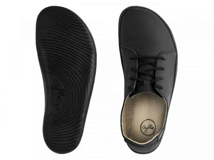 Barefoot topánky Aylla - Inca Black - Dámske 4