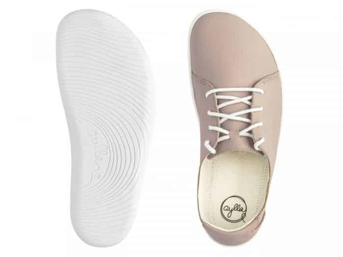 Barefoot topánky Aylla - Inca Pink L 4