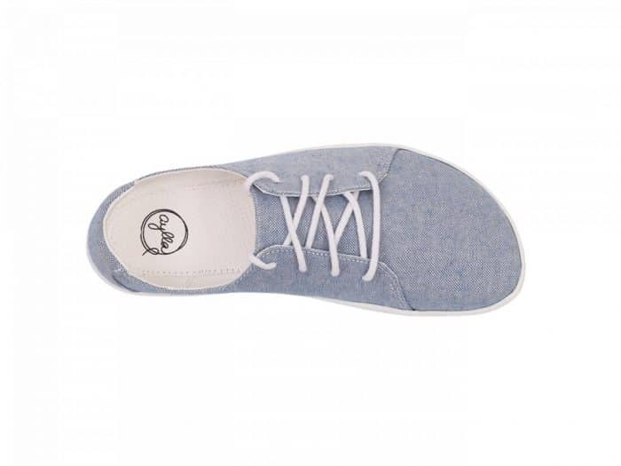 Barefoot tenisky Aylla - Nuna Blue - Dámske 2