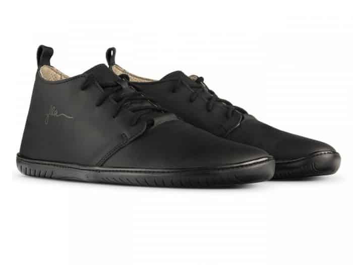 Barefoot topánky Aylla - Tiksi Black - Pánske 2
