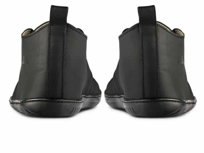 Barefoot topánky Aylla - Tiksi Black - Pánske 3