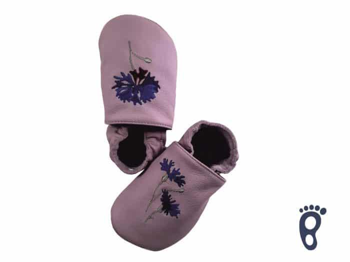 BaBice - Kvety nevädza - vyšívané 2