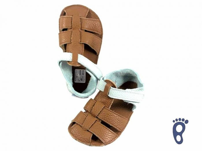 Baby Bare Shoes - Sandals Summer New - Bear 1