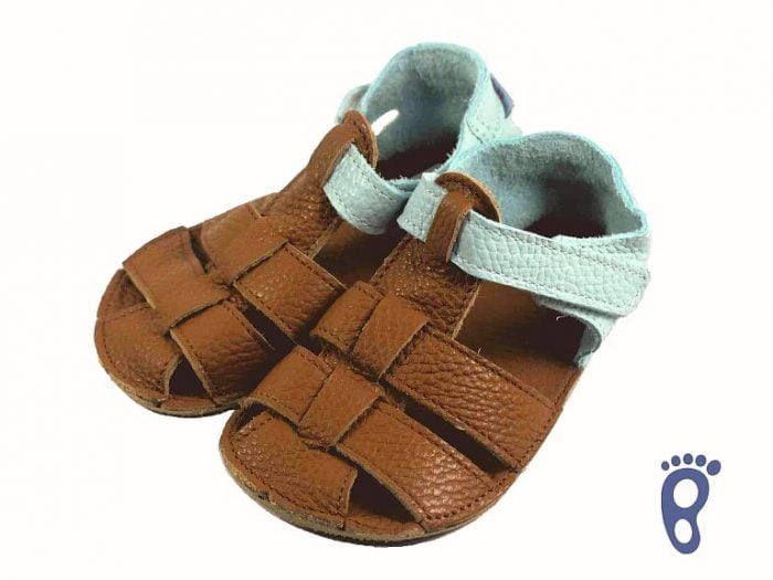 Baby Bare Shoes - Sandals Summer New - Bear 2