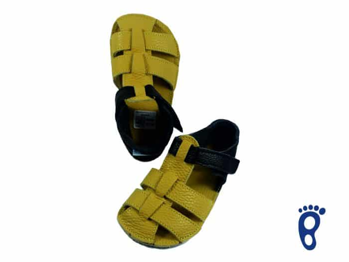 Baby Bare Shoes - Sandals Summer New - Ananas 1