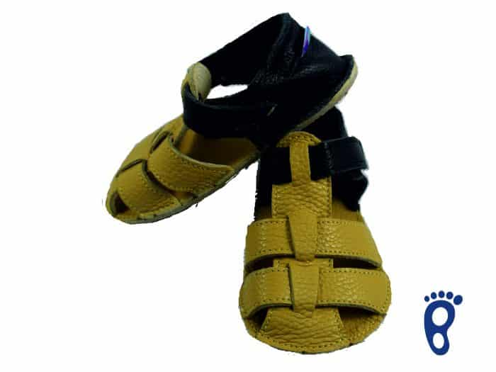 Baby Bare Shoes - Sandals Summer New - Ananas 2