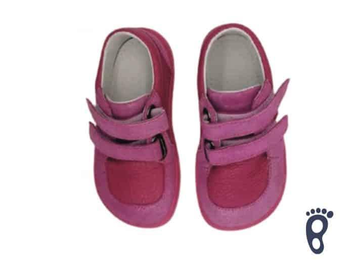 Baby Bare Shoes - FEBO Youth - Fuchsia 3
