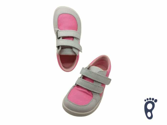 Baby Bare Shoes - FEBO Sneakers - Watermelon 1