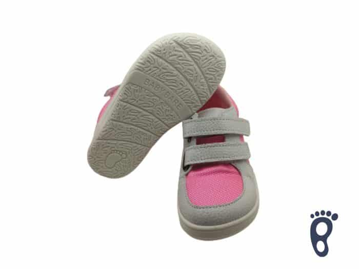 Baby Bare Shoes - FEBO Sneakers - Watermelon 2