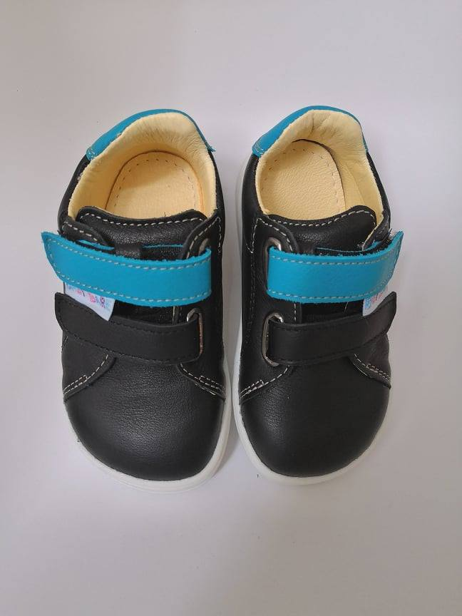 baby bare shoes febo spring black