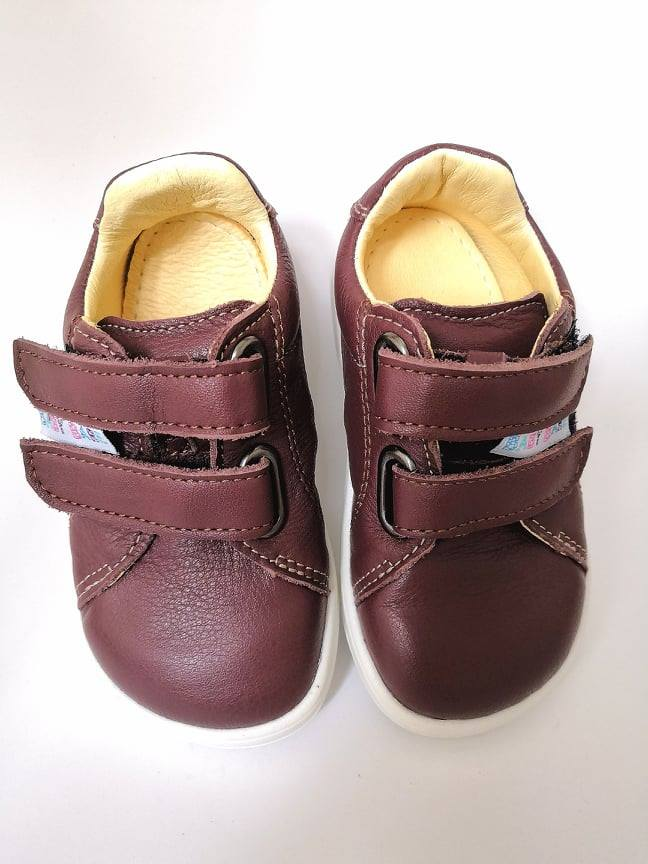 baby bare shoes febo spring bordo