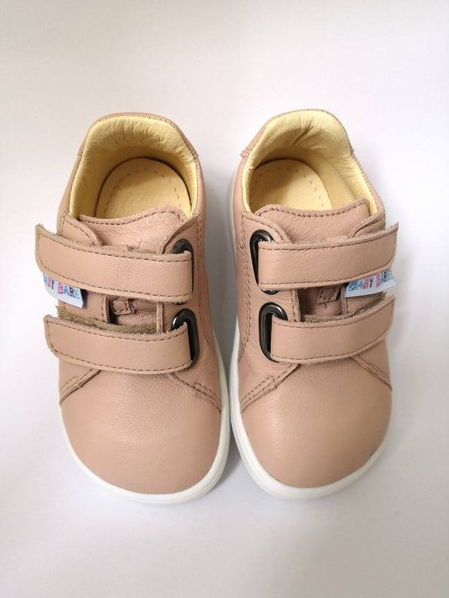 baby bare shoes febo spring nude