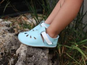 baby bare shoes fp acqua
