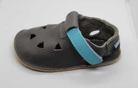 baby bare shoes fp blue beetle