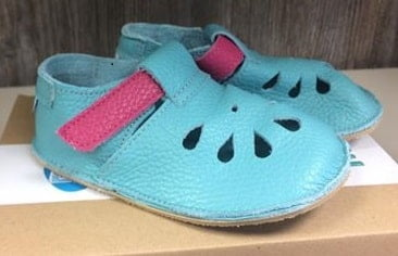 baby bare shoes fp flower