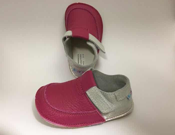 baby bare shoes pitaya