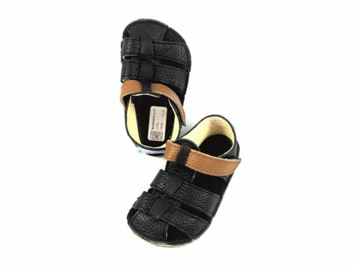 baby bare shoes sandals summer new lion