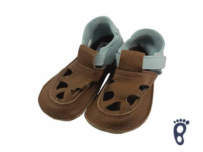 Baby Bare Shoes - Summer - Bear 2
