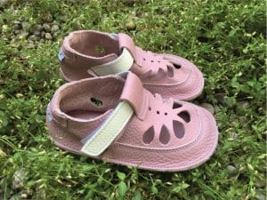 baby bare shoes summer candy