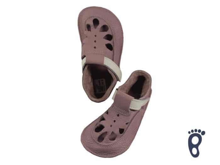 Baby Bare Shoes - Summer - Candy 1