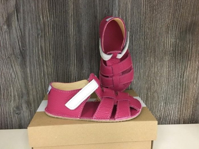 baby bare shoes waterlily summer new