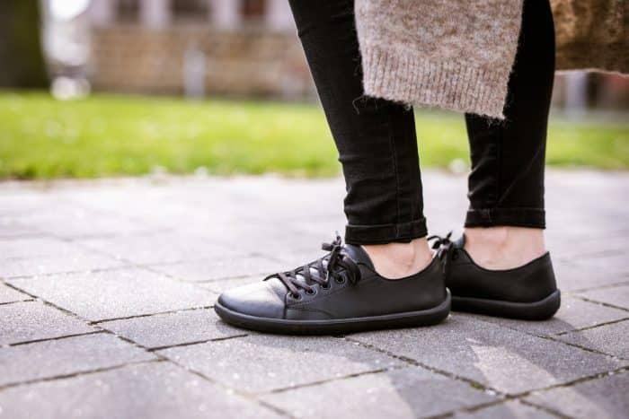BeLenka - Barefoot tenisky Be Lenka Prime - Black 1