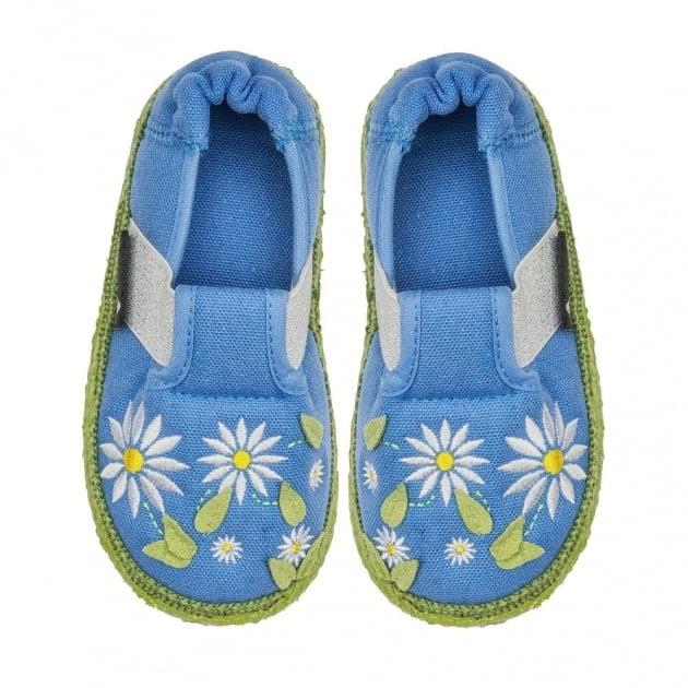 barefoot papucky nanga kvety
