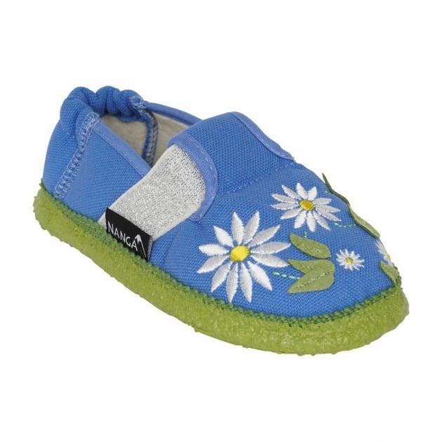Nanga - Papučky - Kvety 1