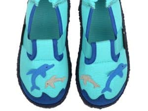 nanga barefoot papucky papuce delfin delphin chlapcenske