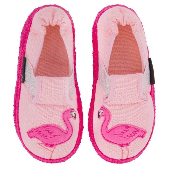 barefoot papucky nanga flamingo dievcenske