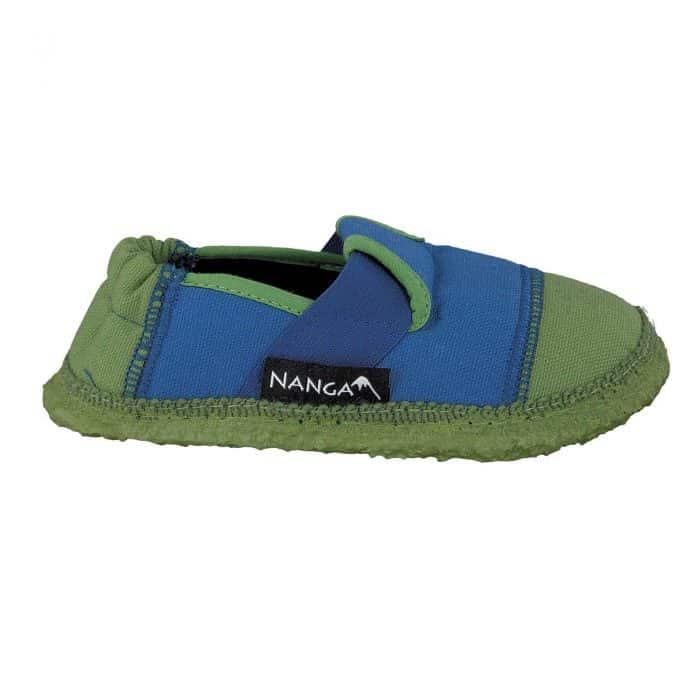 Nanga - Papučky - Klette 06 - Modré 2