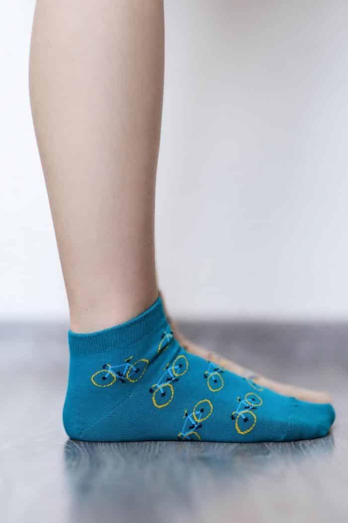 Barefoot ponožky krátke - BeLenka - Bicykle 2