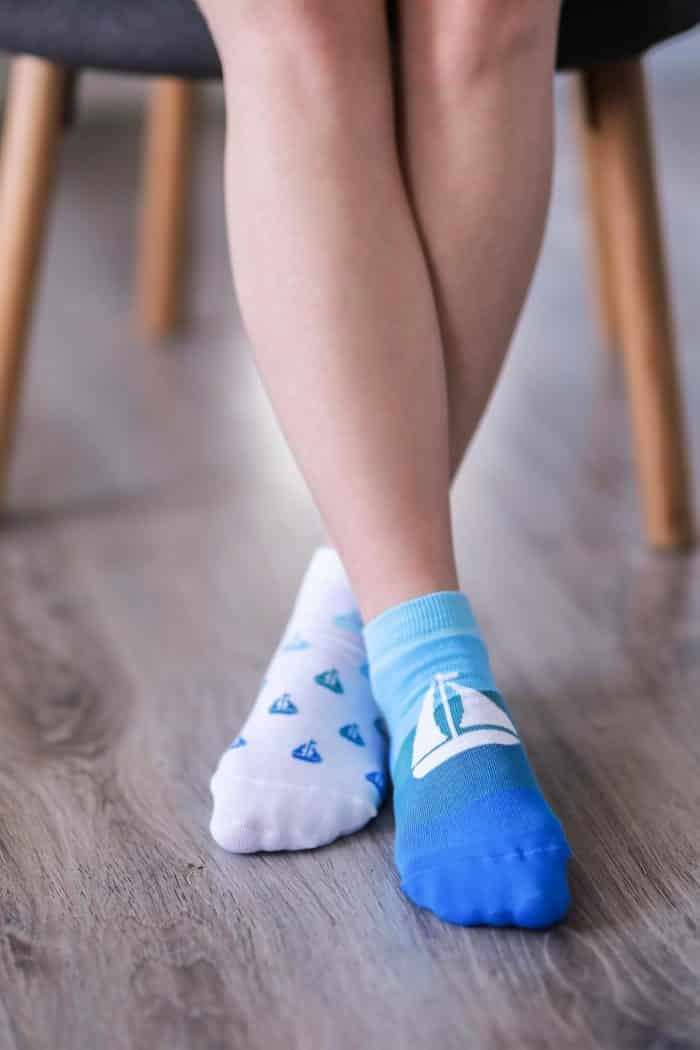 barefoot ponozky belenka