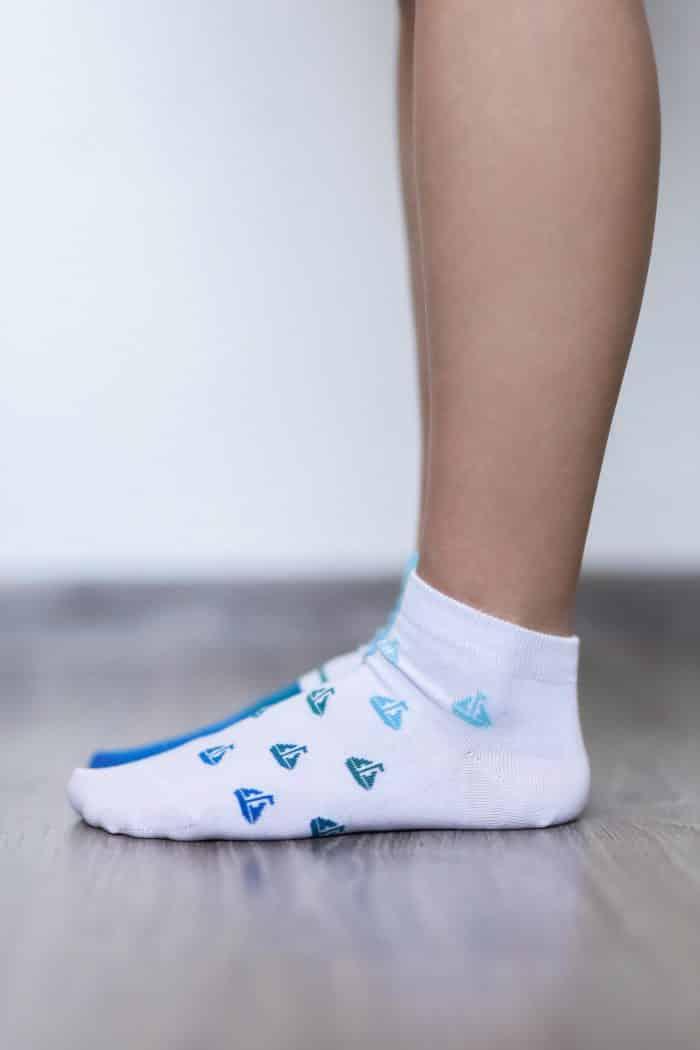 Barefoot ponožky krátke - BeLenka - Loďky 3