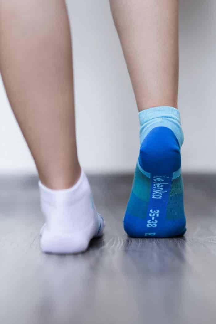 Barefoot ponožky krátke - BeLenka - Loďky 4